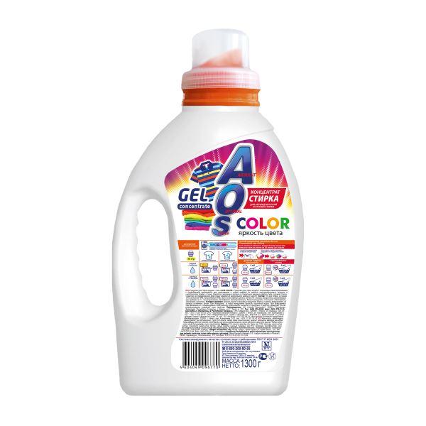 aos color back 1 600 - AOS Gel Color «Яркость цвета»