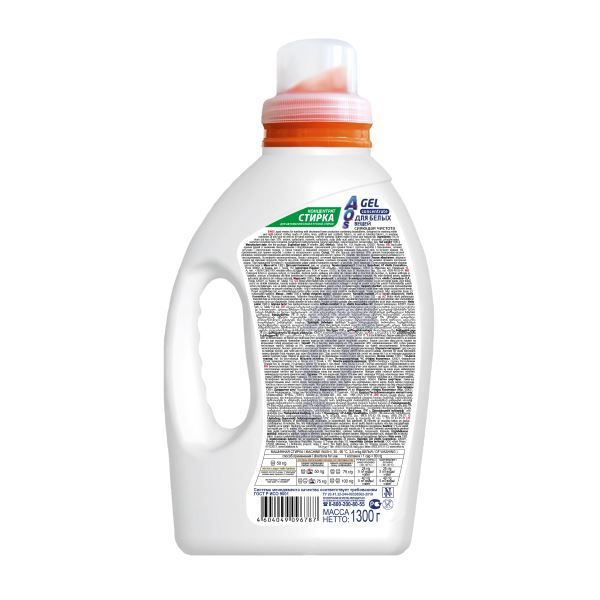 aos white back 2 600 - AOS Gel White «Сияющая чистота»