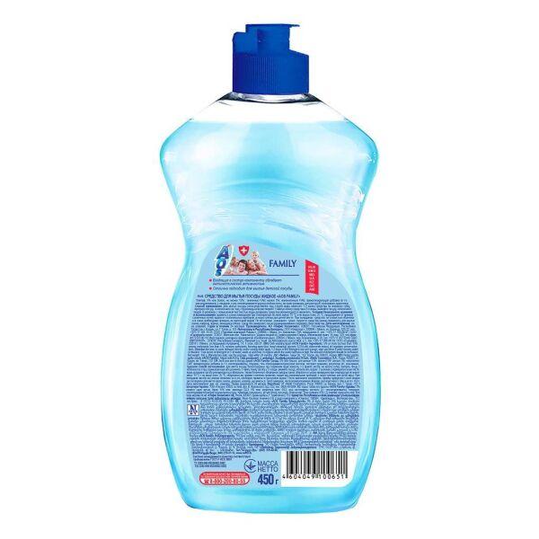 Жидкое моющее средство AOS Family 0+